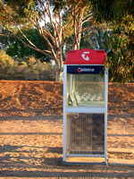Outback phonebox